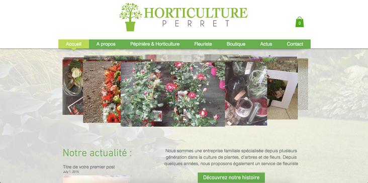 Horticulture Perret