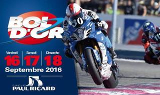 BOL D'OR au circuit Paul Ricard