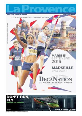 Participation au DécaNation à Marseille !