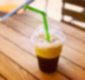 Café frappé traditionnel 😍☕️😍 Comment