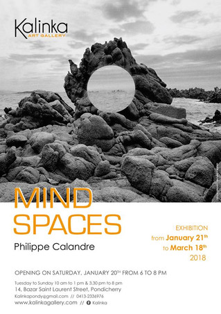 Exposition de Philippe Calandre !