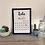 Thumbnail: Affiche personnalisée calendrier