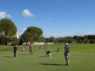 Participation au tournois de Golf du Rotary de Forcalquier