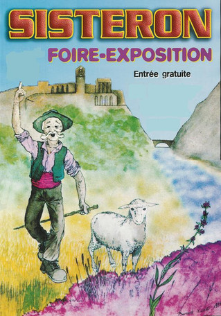 Foire à expo de Sisteron