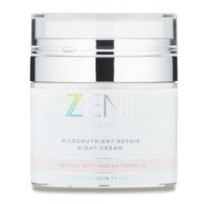Micronutrient repair Night Cream