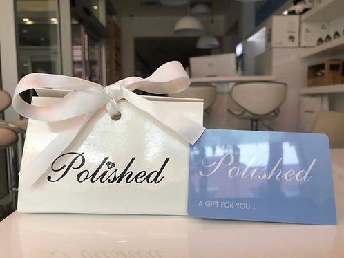 Polished Gift Card
