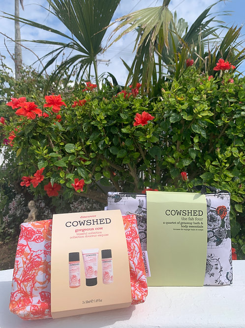Cowshed Travel bag