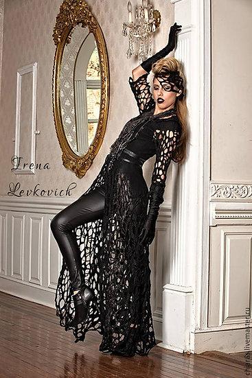 VOLCANIC LAVA DRESS