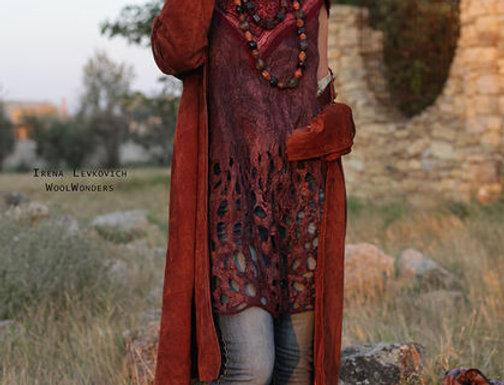 GYPSY SOUL TUNIC DRESS