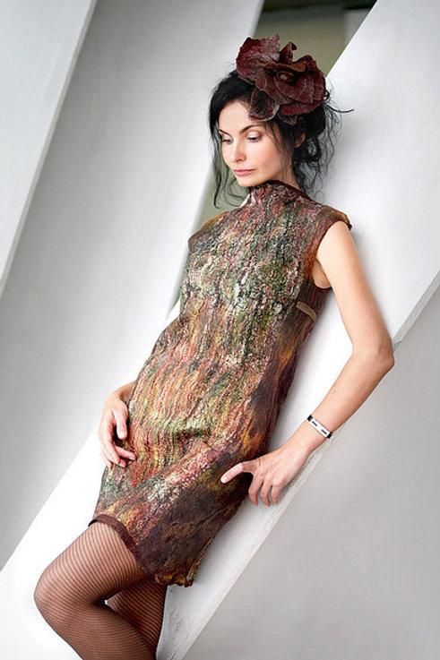"""Size XS-S. """"Kenya Sunset"""" Dress"""