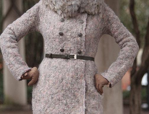 """Size S-M. """"Golubaya Mechta"""" Coat"""