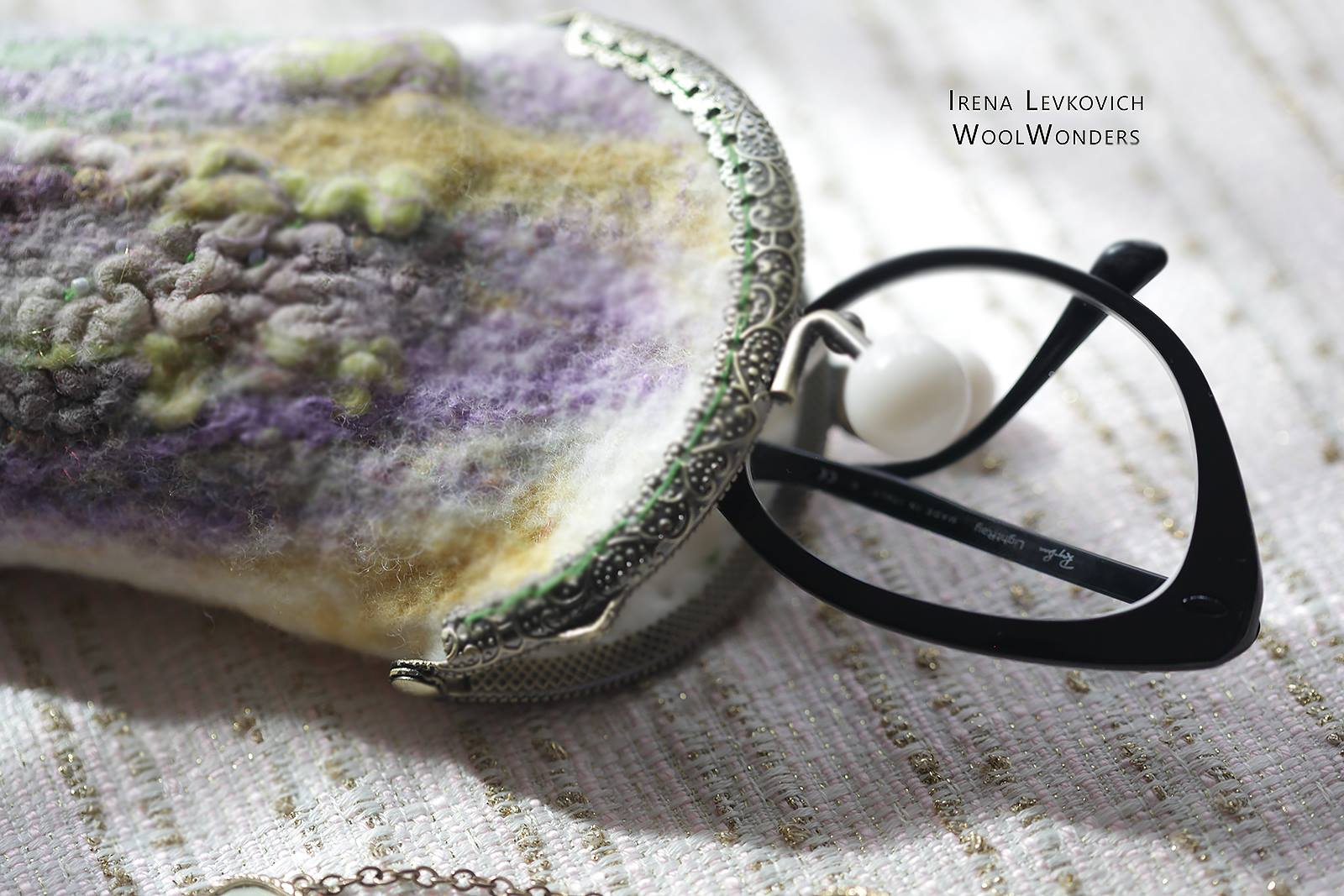 "EYE CASE ""Lavender Fields"""