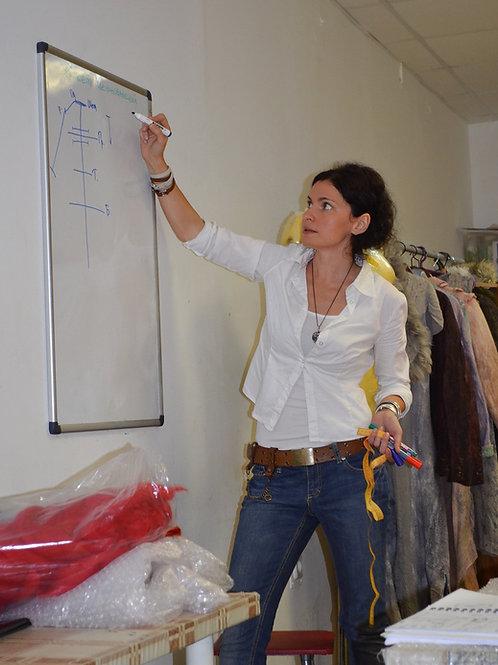 PRIVATE CLASS WITH IRENA LEVKOVICH