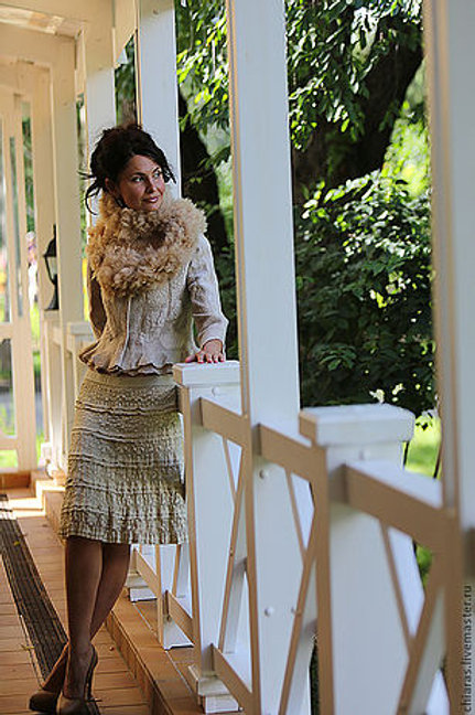 """Size S. Will send You. """"Lace.Magic"""" Jacket"""