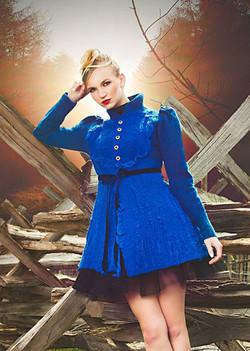 "Jacket ""Royal Blue"""