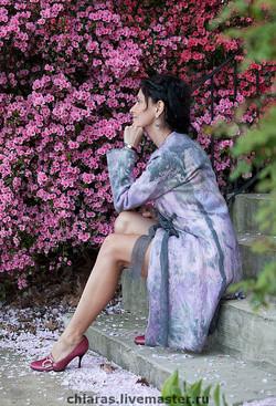 """Coat """"My Spring""""_1"""