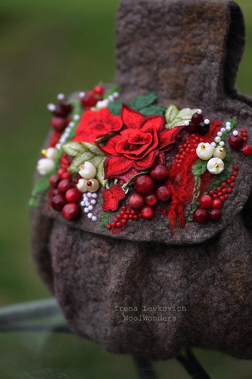 """on line class """"Cranberry Garden""""(2 days)"""