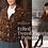 "Thumbnail: ""TWEED STYLE"" Tutorial+ready 'Jacqueline"" brown tweed Jacket templates XS-XXXL"