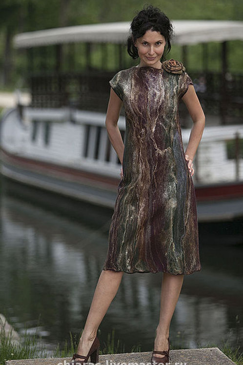 """Size S-M. Will Send You """"Goose Hunting"""" Dress"""