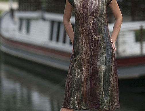 """Size L-XL. Will Send You """"Goose Hunting"""" Dress"""