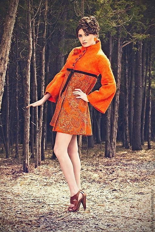 Color of Life Coat