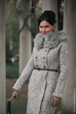 """Coat """"Golubaya Mechta""""_1"""