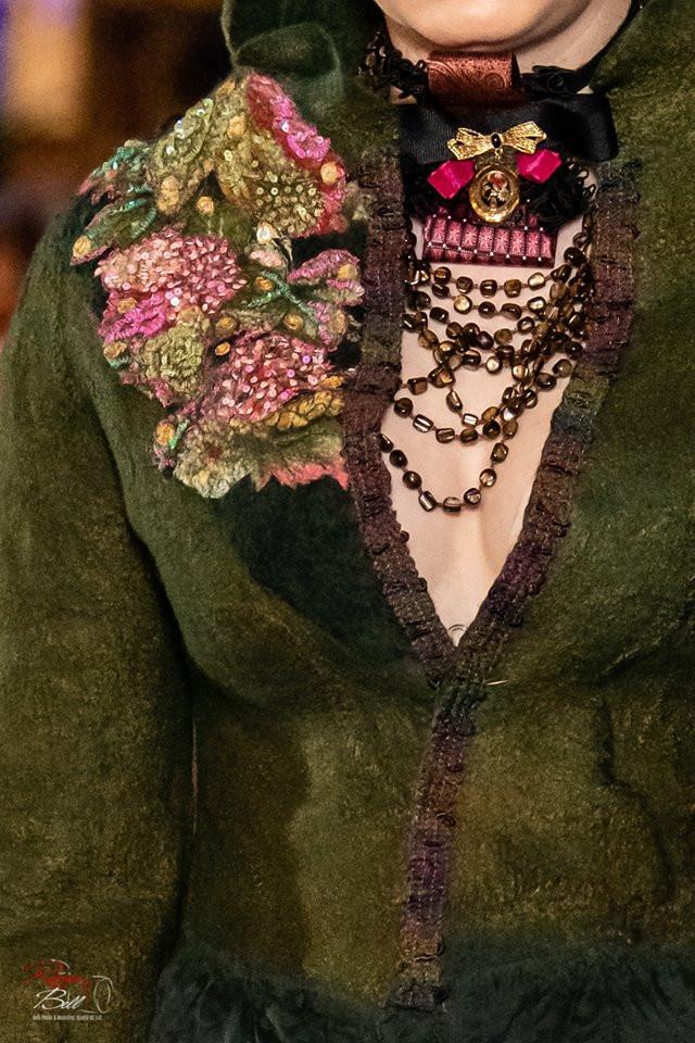 2019 Latest WoolWonders Fashion Show by Irena Levkovich