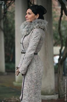 Felting Coats