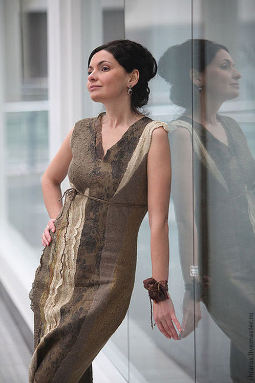 "Dress Pattern ""Elena the Beautiful"" with Instr."