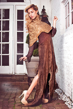 THE MISTRESS OF THE COPPER MOUNTAIN DRESS