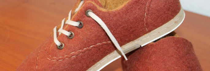 Video Tutorial: Felted Shoes