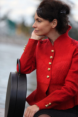 Rock Red Jacket