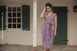Peony Dress 2 3