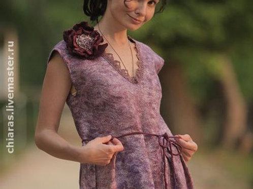 """Dress Pattern """"Peony Dress 2"""" with Instr"""