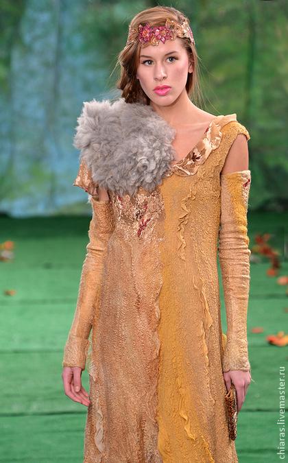 INCA GOLD DRESS