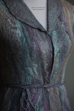 Blue Stone Vest 2