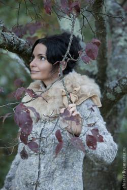 "Coat ""Autumn Mist"" _1"