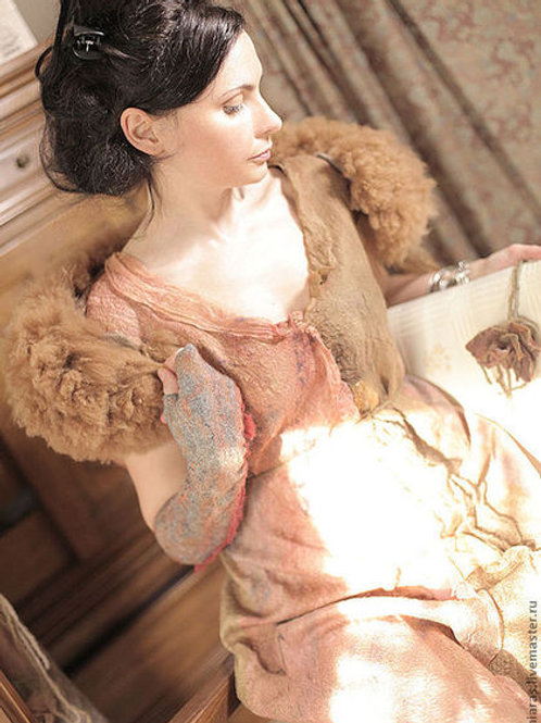 "Dress pattern ""Montserrat"" with Instructons"