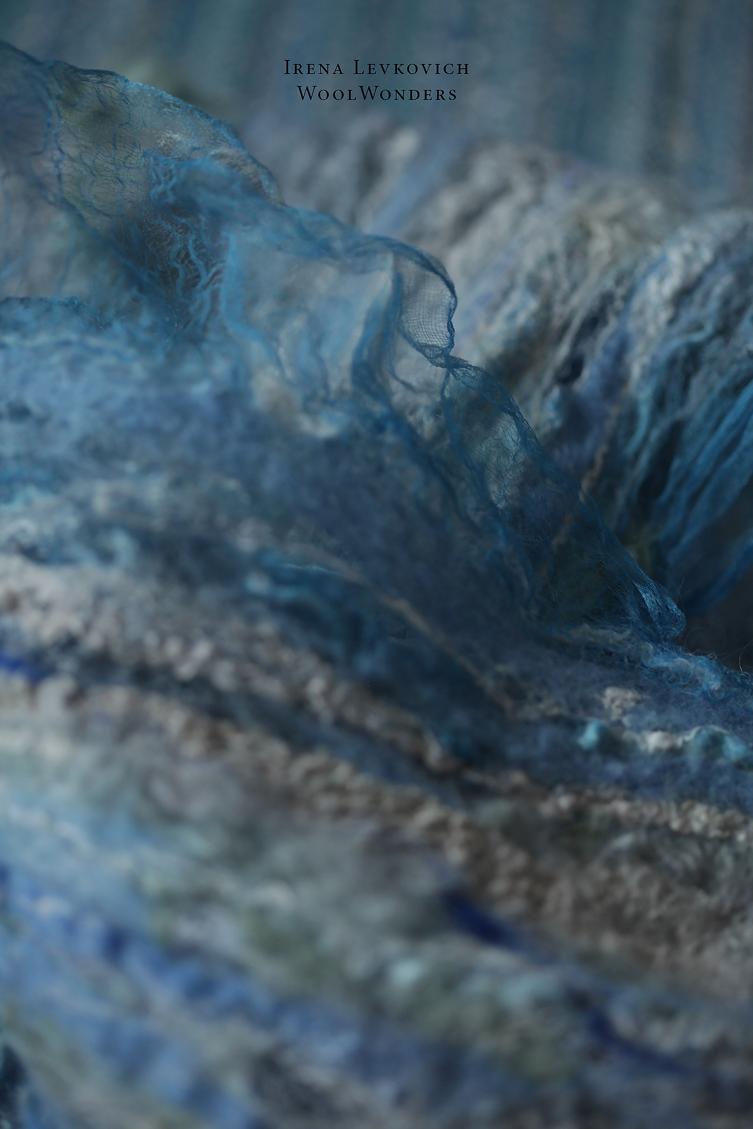 Scarf Sea Foam 1