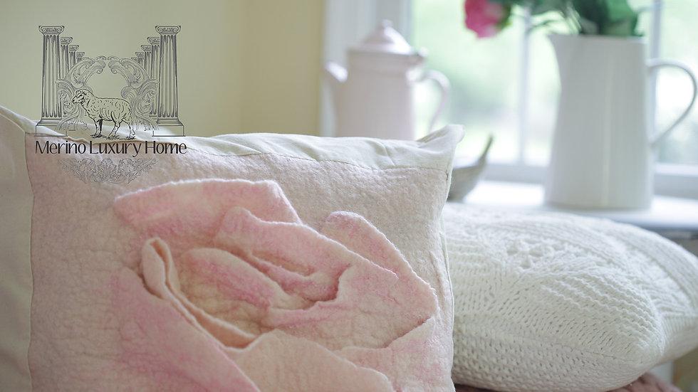 Rose Pillow
