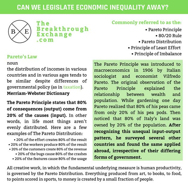 Can We Legislate Economic Inequality Away?