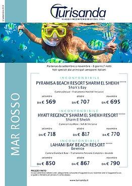 TURISANDA_Mar Rosso_da settembre a novem