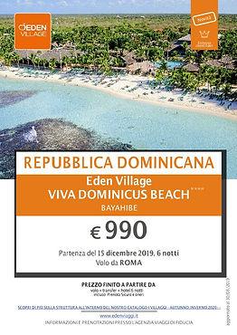 EV_REP.DOMINICANA_VIVA DOMINICUS_DEP 15D
