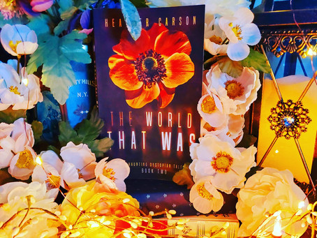 The World That Was by Heather Carson-Quick Review by Brandy Michelle