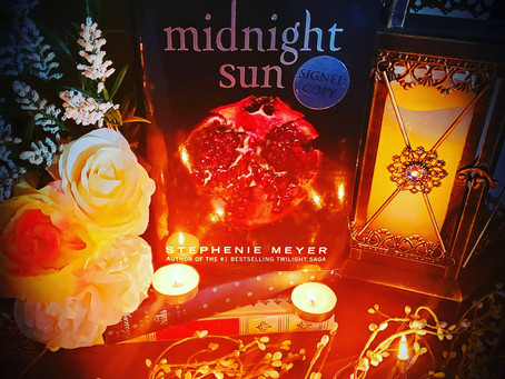 Midnight Sun by Stephenie Meyer-A Quick Review by Brandy Michelle