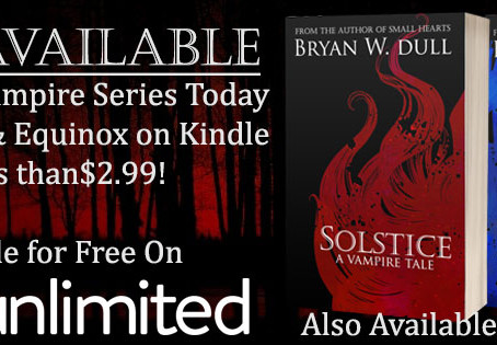 Both Solstice & Equinox Are Now Available! Vampires!
