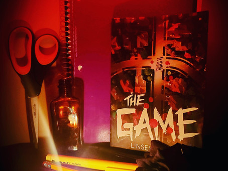 The Game by Linsey Miller-A Quick Review by Brandy Michelle