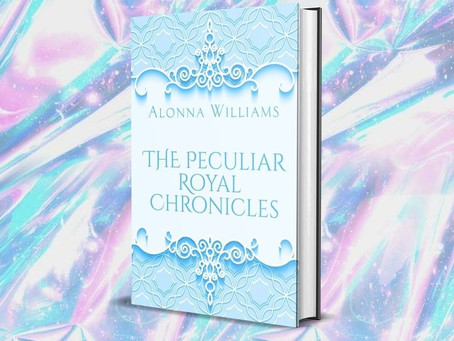 The Peculiar Royal Chronicles COVER REVEAL!