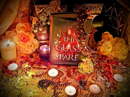 The Glass Spare by Lauren DeStefano Book Review