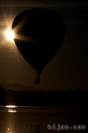 Kijas Hot Air Balloon